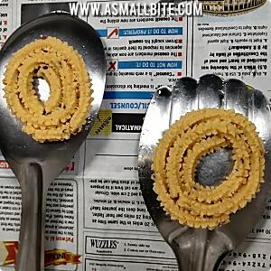 Rice Murukku Recipe Kerala