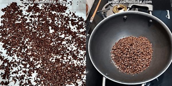 Sesame Seeds Kozhukattai