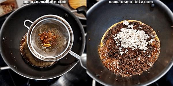 Yellu Kadubu Recipe