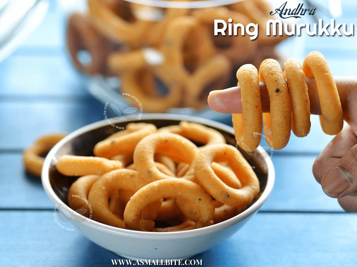 Andhra Ring Murukku