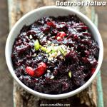 Beetroot Halwa