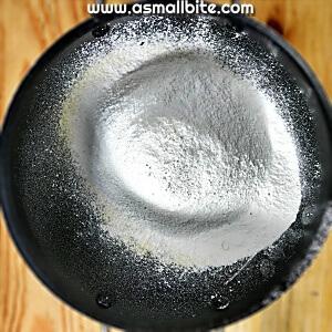Fried Gram Ladoo