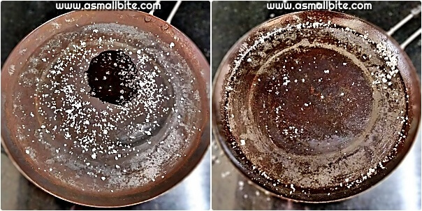 How to clean dosa tawa