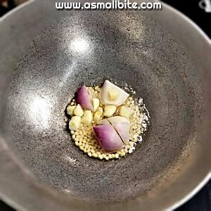 Kothamalli pudina chutney