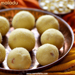 Maladu Recipe | Maa Ladoo Recipe | Maa Laddu