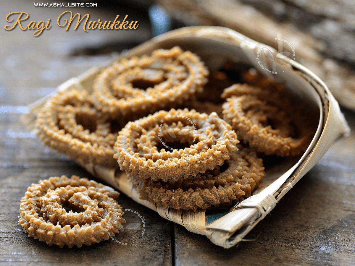 Millet Murukku Recipe