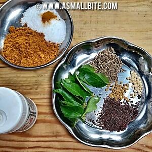 Sambar Recipes