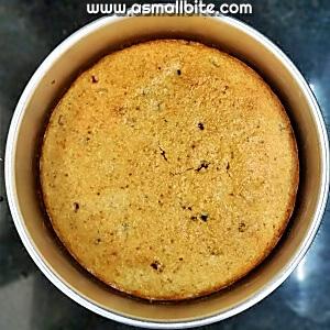 Suji Wala Cake