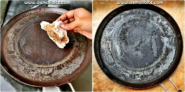Thick Iron Dosa Tawa