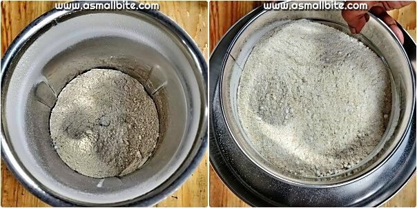 Urad Porridge For Babies