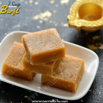 7 Cup Burfi Recipe | 7 Cup Sweet Recipe
