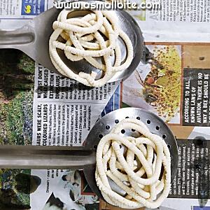 Annapoorna coconut milk murukku
