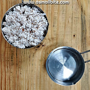 How to prepare coconut milk