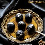Kala Jamun Recipe | Black Jamun Recipe