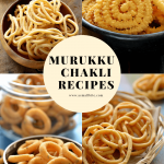 Murukku Recipes | Murukku Varieties | Chakli Recipes