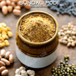Sundal Podi Recipe | Sundal Powder