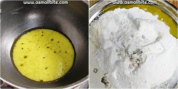 Coconut Rava Laddu Recipe