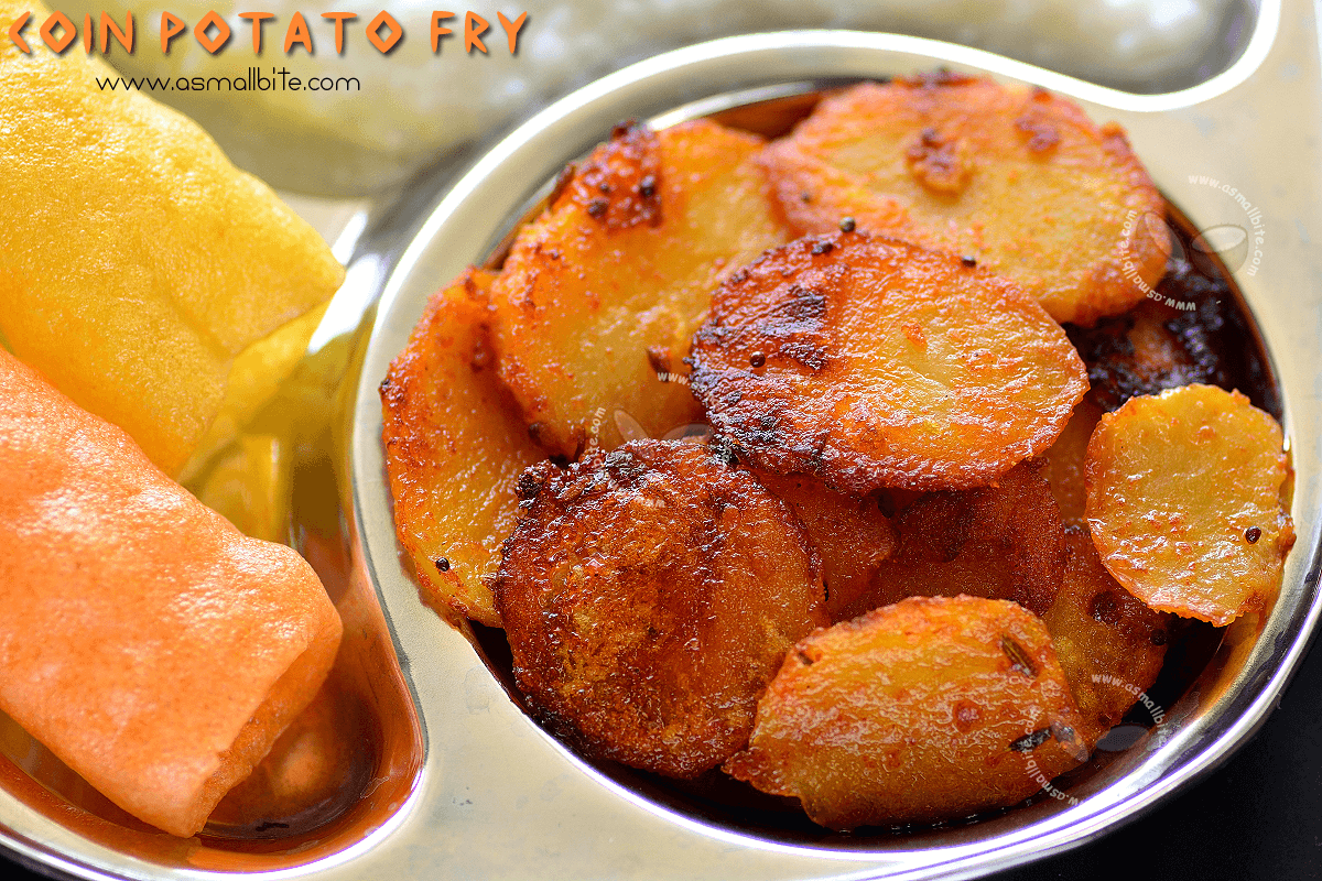 Coin Potato Fry Recipe