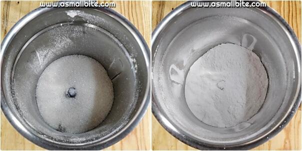 Rava Coconut Laddu