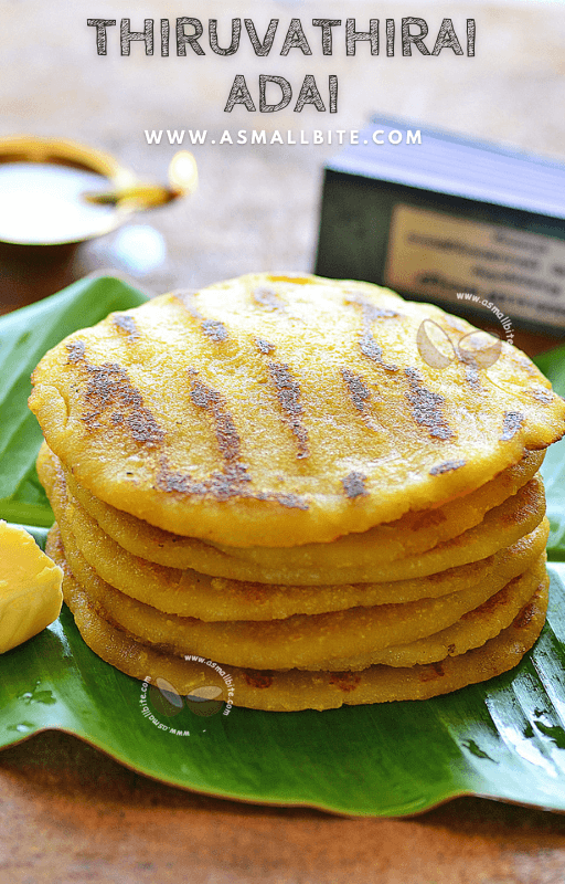 Thiruvathirai Roti