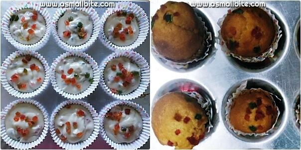 Tutti Frutti Cake Images