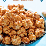 Best Caramel Popcorn Recipe