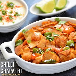 Chilli Chapathi