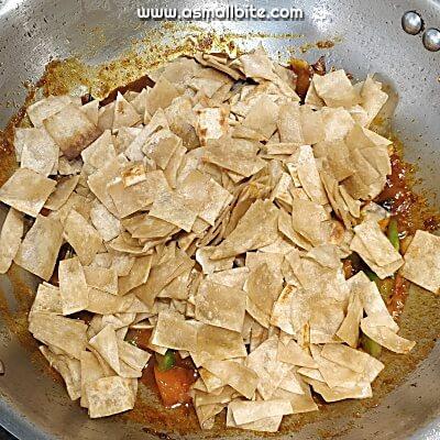 Chilli Chapati