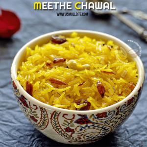 Meethe Chawal