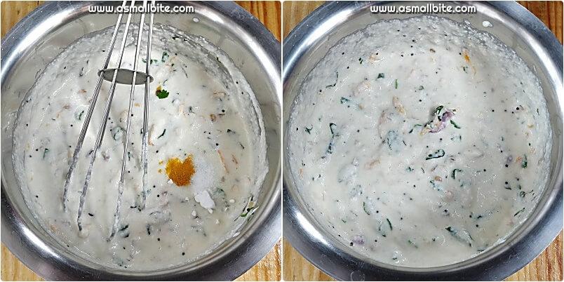 Different types of paniyaram