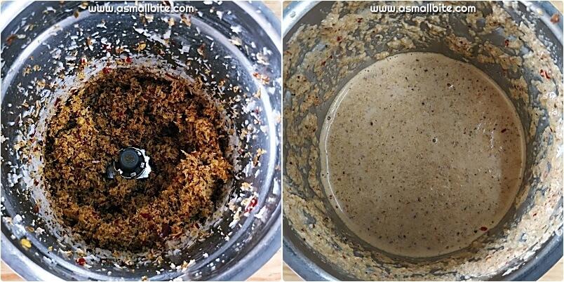 Karamani Gravy Recipe