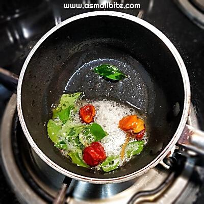 Groundnut Tomato Pachadi