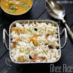 Ghee Rice Recipe | Neychoru Recipe | Nei Choru