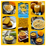 Popular Indian Mango Recipes