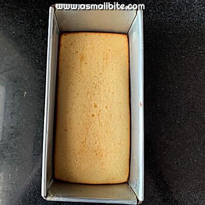 Cake with gulab jamun