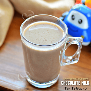 Chocolate Milk For Toddlers