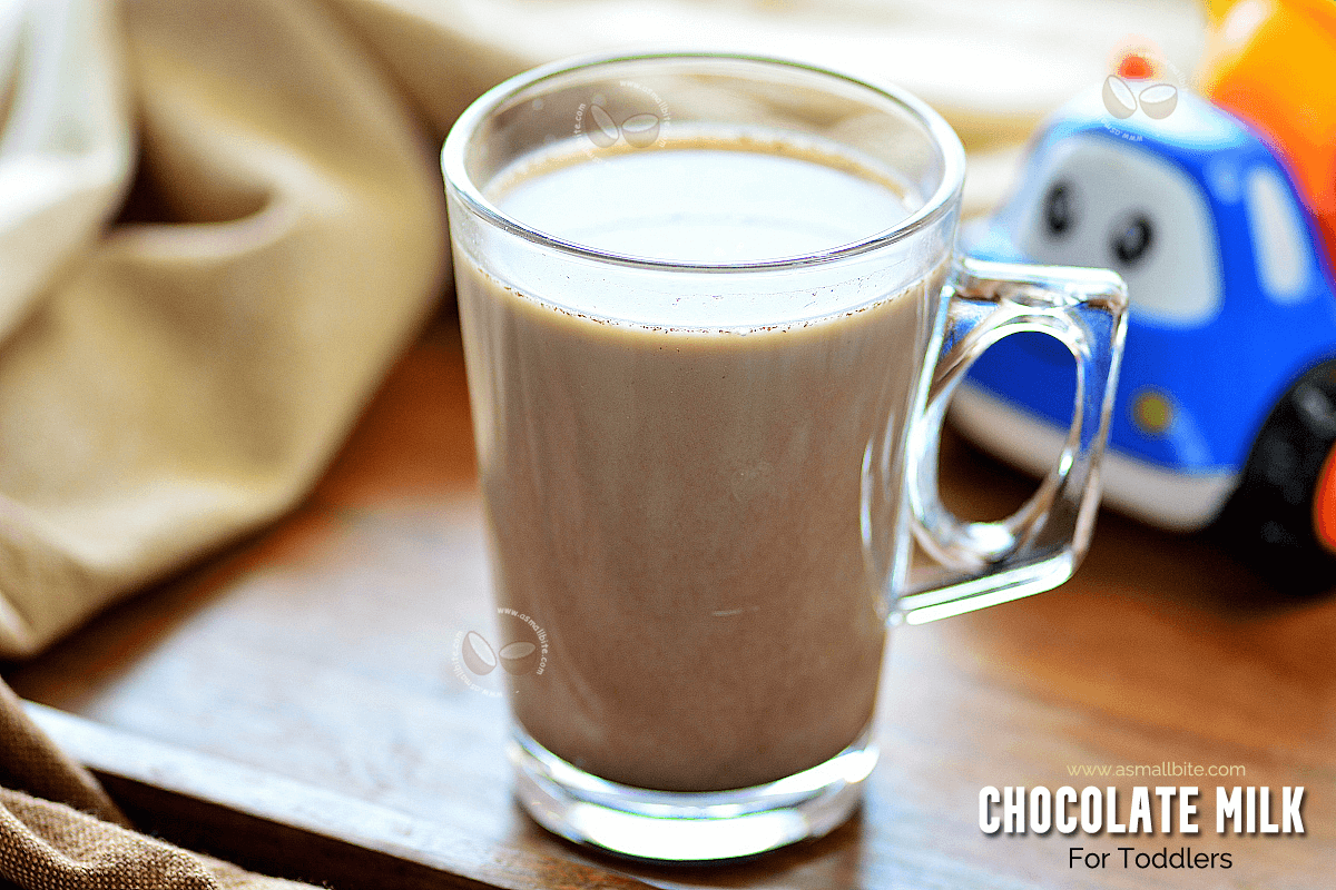 Chocolate Milk Recipe For Toddlers