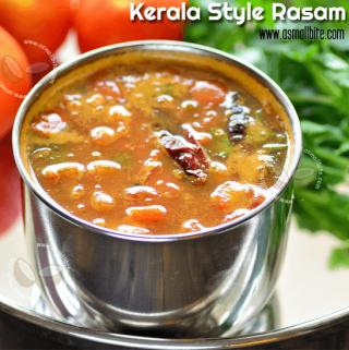 Kerala Style Rasam